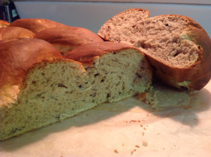 Let's Call It Fruit Loaf (aka Northumbrian Harvest Tea Cake)from Lona's In The Kitchen